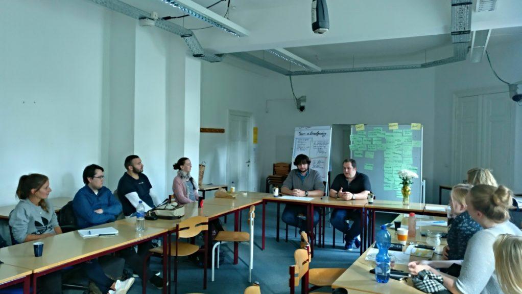 Neox Studios an der Uni Flensburg