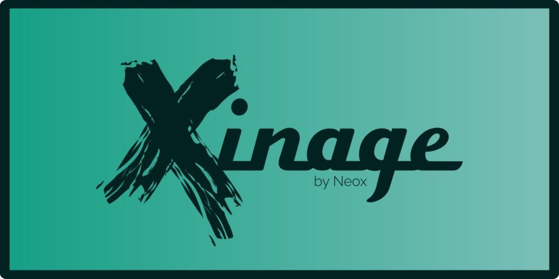 Logo Xinage