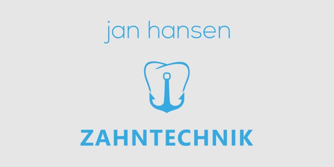 Logo Jan Hansen Zahntechnik