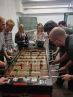 Kickerturnier an der HS Flensburg