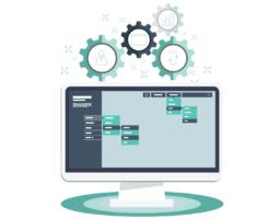 Grafik Softwareentwicklung