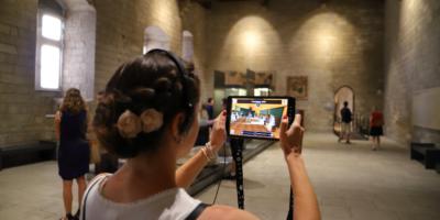 Kultur neu erleben – Augmented Reality in Museen